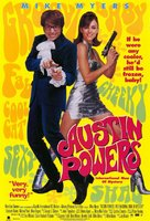 Austin Powers: International Man of Mystery - Movie Poster (xs thumbnail)