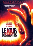 Day of the Dead - French Movie Cover (xs thumbnail)