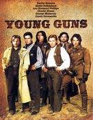 Young Guns - Blu-Ray movie cover (xs thumbnail)