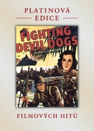 The Fighting Devil Dogs - Czech DVD cover (xs thumbnail)