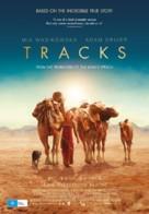 Tracks - Australian Movie Poster (xs thumbnail)