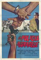 La polizia ringrazia - Argentinian Movie Poster (xs thumbnail)