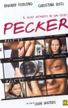 Pecker - Italian VHS cover (xs thumbnail)