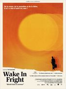 Wake in Fright - French Movie Poster (xs thumbnail)