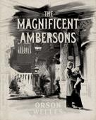 The Magnificent Ambersons - Blu-Ray movie cover (xs thumbnail)