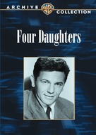 Four Daughters - DVD cover (xs thumbnail)