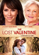 The Lost Valentine - Canadian DVD cover (xs thumbnail)