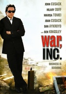 War, Inc. - Movie Cover (xs thumbnail)