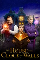 The House with a Clock in its Walls - British Movie Cover (xs thumbnail)