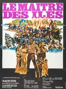 The Hawaiians - French Movie Poster (xs thumbnail)