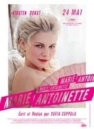 Marie Antoinette - French Movie Poster (xs thumbnail)