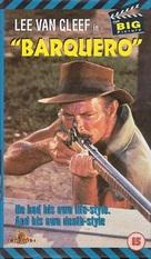 Barquero - British VHS movie cover (xs thumbnail)