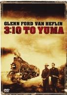 3:10 to Yuma - DVD movie cover (xs thumbnail)