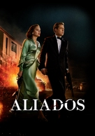 Allied - Brazilian Movie Cover (xs thumbnail)