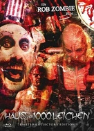 House of 1000 Corpses - Austrian Blu-Ray movie cover (xs thumbnail)
