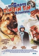 Finding Rin Tin Tin - Dutch DVD cover (xs thumbnail)