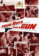 Four Boys and a Gun - DVD cover (xs thumbnail)