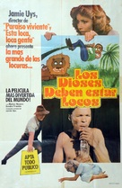 The Gods Must Be Crazy - Argentinian Movie Poster (xs thumbnail)