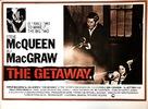 The Getaway - British Movie Poster (xs thumbnail)