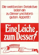 Murder by Death - German Movie Poster (xs thumbnail)