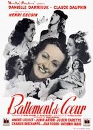 Battement de coeur - French Movie Poster (xs thumbnail)