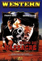 Tempo di massacro - Brazilian Movie Cover (xs thumbnail)