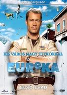 """Eureka"" - Hungarian DVD cover (xs thumbnail)"