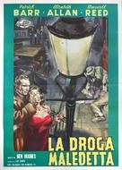 The Brain Machine - Italian Movie Poster (xs thumbnail)