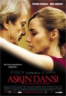 Je ne suis pas là pour être aimé - Turkish Movie Poster (xs thumbnail)