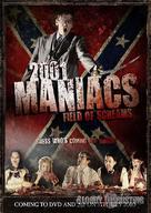 2001 Maniacs: Field of Screams - British Movie Poster (xs thumbnail)