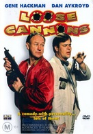 Loose Cannons - Australian DVD movie cover (xs thumbnail)