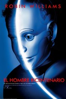 Bicentennial Man - Argentinian Movie Poster (xs thumbnail)