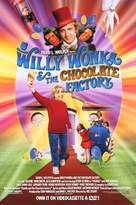 Willy Wonka & the Chocolate Factory - Video release movie poster (xs thumbnail)