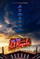 Bad Times at the El Royale - Teaser movie poster (xs thumbnail)