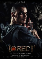 [REC] 4: Apocalipsis - Spanish Movie Poster (xs thumbnail)