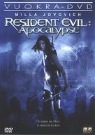 Resident Evil: Apocalypse - Finnish DVD cover (xs thumbnail)