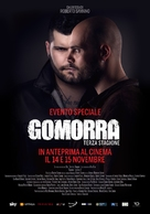 """Gomorra"" - Italian Movie Poster (xs thumbnail)"