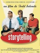 Storytelling - French Movie Poster (xs thumbnail)