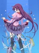 """""""Bakemonogatari"""" - Key art (xs thumbnail)"""