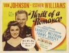 Thrill of a Romance - Movie Poster (xs thumbnail)