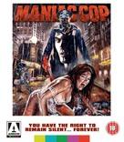 Maniac Cop - British Blu-Ray cover (xs thumbnail)