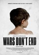 Wars Don't End - Norwegian Movie Poster (xs thumbnail)