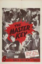 The Master Key - Movie Poster (xs thumbnail)