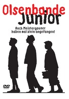 Olsen Banden Junior - German DVD cover (xs thumbnail)