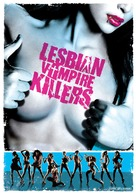 Lesbian Vampire Killers - Swedish Movie Cover (xs thumbnail)