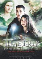 Vølvens forbandelse - German Movie Poster (xs thumbnail)