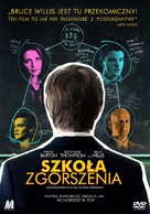 Assassination of a High School President - Polish DVD cover (xs thumbnail)