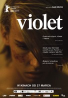 Violet - Polish Movie Poster (xs thumbnail)