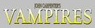 Vampires - Logo (xs thumbnail)