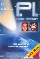 Post Impact - German Movie Cover (xs thumbnail)